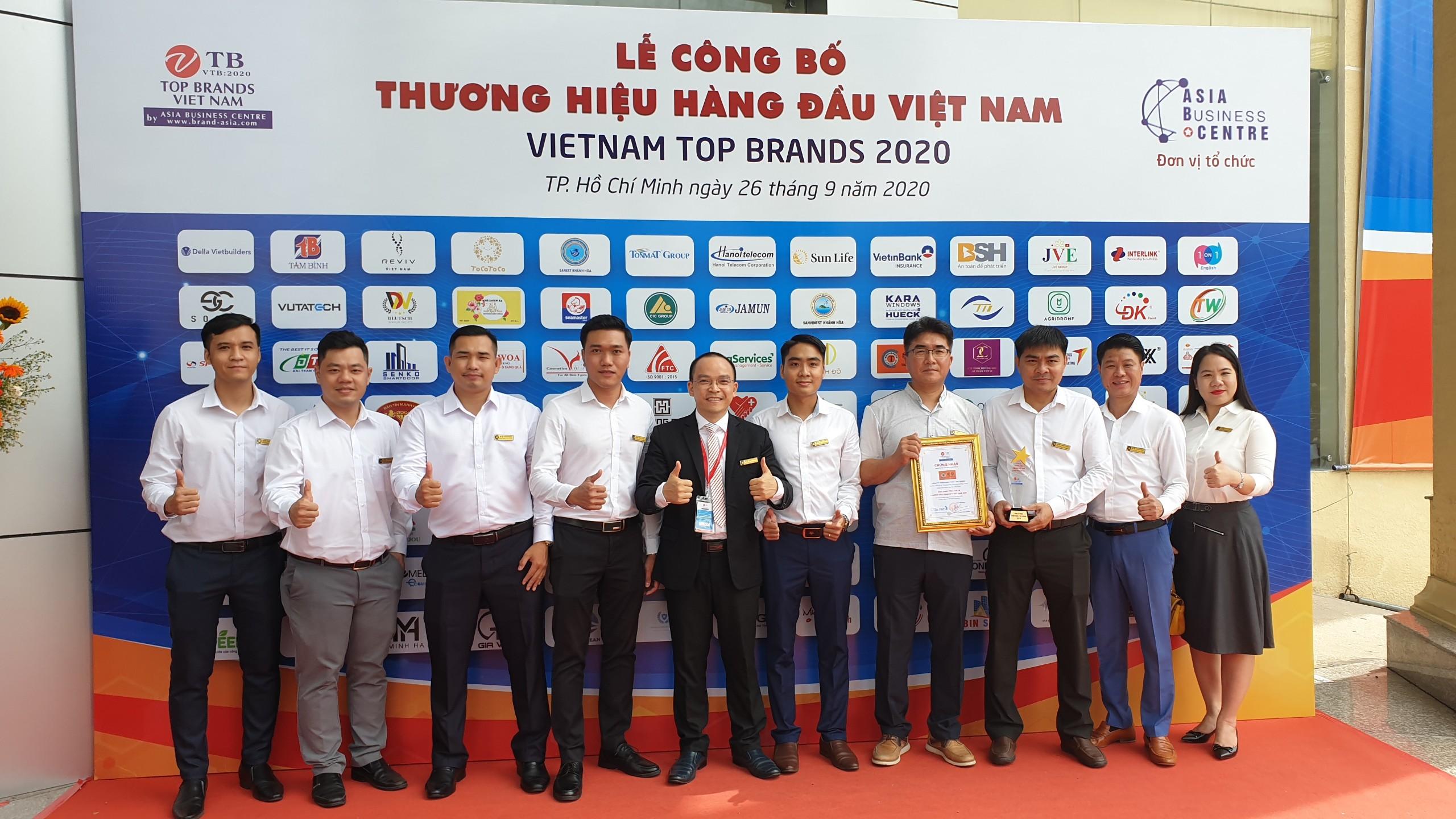Top 10 Thương Hiệu Hàng Đầu Việt Nam